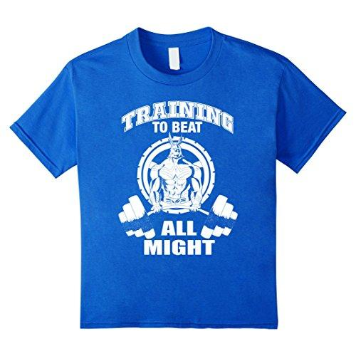 Transfer Tshirts training-to-beat-all-might-t-ahirt Uncategorized