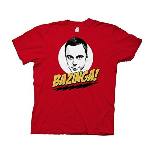 Transfer Tshirts ripple-junction-big-bang-theory-sheldon-bazinga-adult-t-shirt TV, Movies & Books Uncategorized