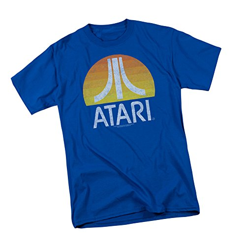 Atari -- Sunrise Distressed Print Youth T-Shirt