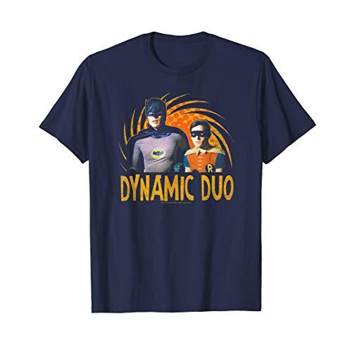 Batman Classic TV Series Dynamic Duo T Shirt