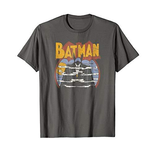 Batman Foggy T Shirt