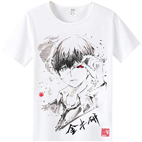 FunStation Tee for Anime Tokyo Ghoul Cosplay T-Shirt Sweatshirt