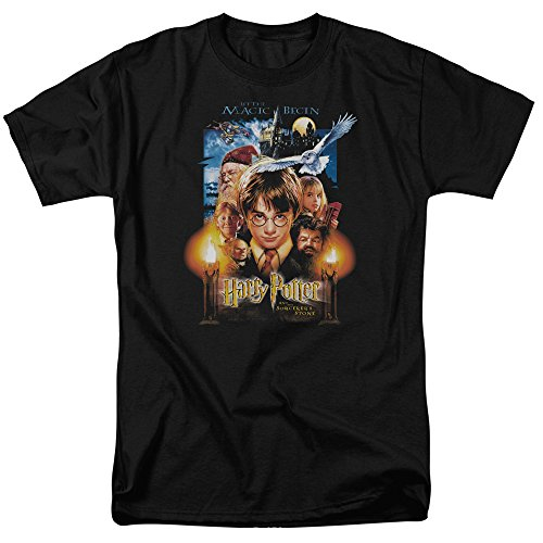 Harry Potter Movie Poster T Shirt