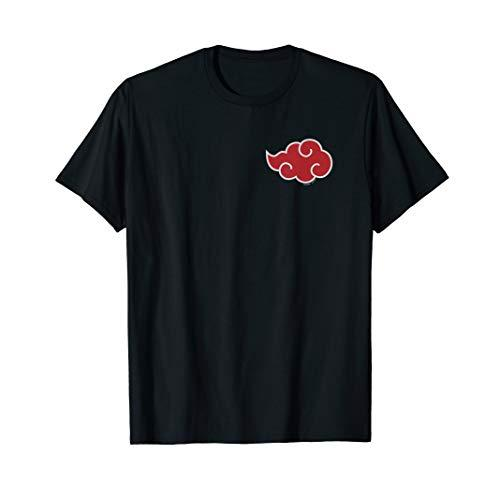 Naruto Akatsuki Cloud T-shirt