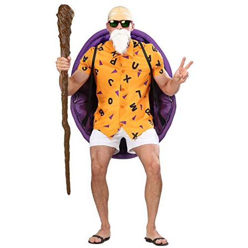 Plus Size Dragon Ball Z Master Roshi Costume