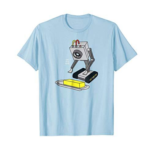 Rick and Morty Pass The Butter T-shirt