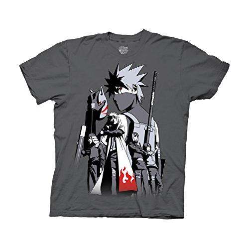 Ripple Junction Naruto - Shippuden Kakashi Story Adult T-Shirt