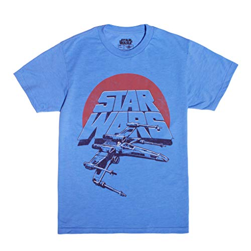 Star Wars Boys' Vintage Inspired X-Wing Fighter T-Shirt