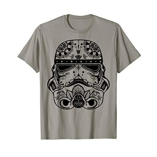 Star Wars Ornate Stormtrooper Graphic T-Shirt