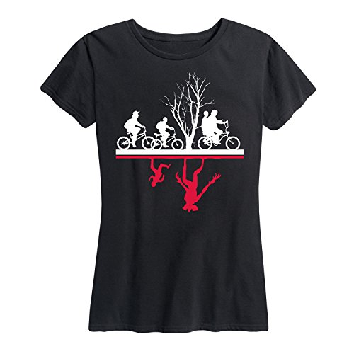 The Chase-Ladies Short Sleeve Classic Fit Tee