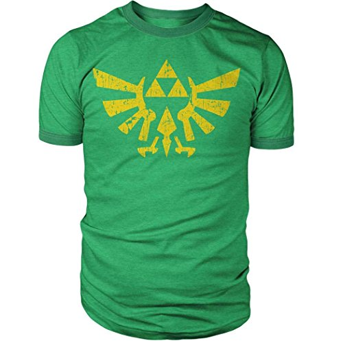 Triforce Vintage Ringer Shirt